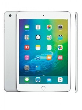Apple iPad mini 4 7.9 with Retina display Wi-Fi 128gb Silver (MK9P2LL/A)