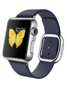 Apple Watch 38mm Stainless Steel Midnight Blue Modern Buckle (MJ352)