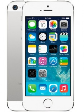 Apple iPhone SE 128GB Silver (MP872)