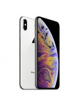 Apple iPhone XS Max DUAL 2 Sim 64GB Silver (MT722)