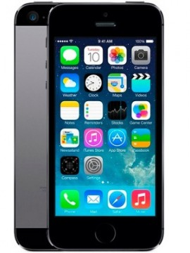 Apple iPhone SE 16GB Space Gray (MLLN2) - Новый распечатанный