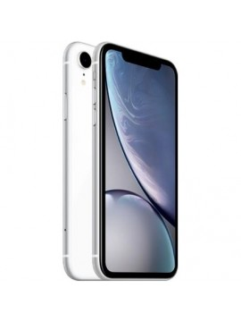 Apple iPhone XR Dual 2 Sim 128GB White (MT1A2)