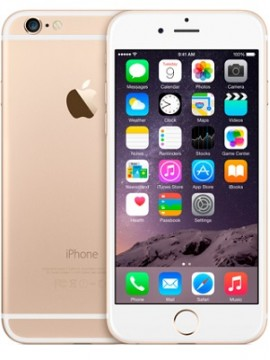 Apple iPhone 6 128GB Gold (MG4E2)  - Новый распечатанный