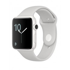Apple Watch Edition 42mm White Ceramic Case with White Sport Band (MNPQ2) - Новый распечатанный