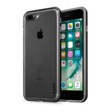 Laut Exo-Frame Matte Black for iPhone 7 Plus (LAUT_IP7P_EX_GM)