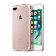 Laut Exo-Frame Rose Gold for iPhone 7 Plus (LAUT_IP7P_EX_RG)