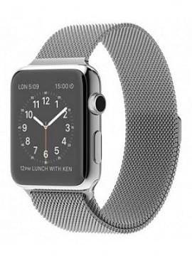 Apple Watch 42mm Stainless Steel Case with Milanese Loop (MJ3Y2) - Новый распечатанный