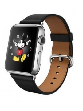 Apple Watch 42mm Stailnless Steel Case with Black Classic Buckle (MLFA2) - Новый распечатанный