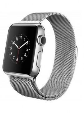 Apple Watch 38mm Stailnless Steel Case with Milanese Loop (MJ322) - Новый распечатанный