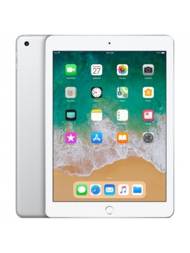 Apple iPad 9.7 Wi-Fi 128gb 2018 Silver (MR7K2)