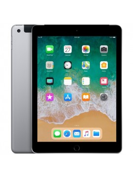 Apple iPad 9.7 Wi-Fi + 4G 128gb 2018 Space Gray (MR7C2)