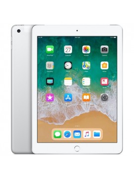 Apple iPad 9.7 Wi-Fi + 4G 128gb 2018 Silver (MR732)