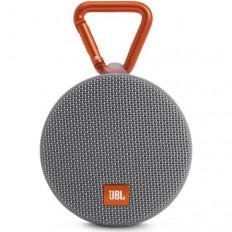 Портативная акустика JBL Clip 2 Gray (JBLCLIP2GRYEU)