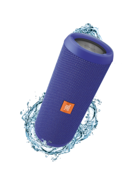 Портативная акустика JBL Flip 3 Blue (JBLFLIP3BLUE)