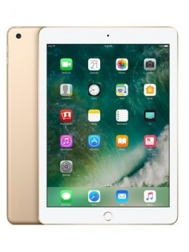 Apple iPad 2017 9.7 Wi-Fi + 4G 128gb Gold (MPGC2)
