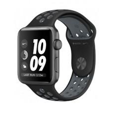 Apple Watch Nike+ 38mm Space Gray Aluminum Case with Black/Cool Gray Nike Sport Band (MNYX2) - Новый распечатанный