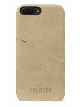 Decoded Leather Beige (D6IPO7PLBC3SA) for iPhone 7 Plus/6s Plus/6 Plus