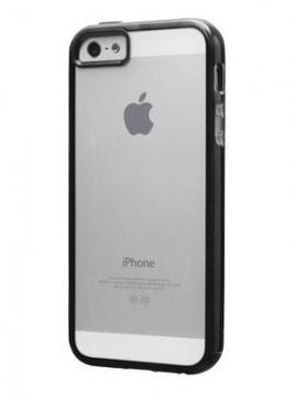 Laut Re-Cover for iPhone SE/5S/5 Black (LAUT_IP5SE_RC_BK)