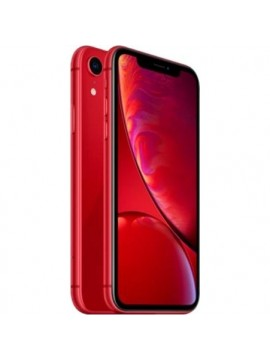 Apple iPhone XR Dual 2 Sim 64GB Product Red (MT142)